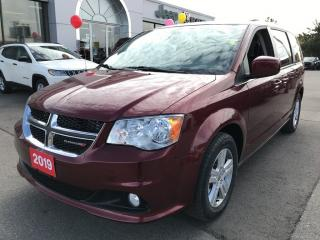 New 2019 Dodge Grand Caravan Crew Plus for sale in Hamilton, ON