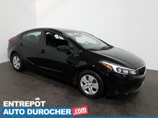Used 2018 Kia Forte Automatique - AIR CLIMATISÉ - Groupe Électrique for sale in Laval, QC