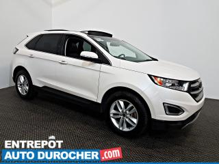 Used 2016 Ford Edge SEL AWD NAVIGATION - Toit Ouvrant - A/C - Cuir for sale in Laval, QC