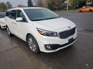 Used 2015 Kia Sedona 4DR WGN for sale in Toronto, ON