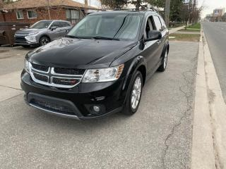 Used 2018 Dodge Journey GT AWD| 7 PASSENGER for sale in Toronto, ON