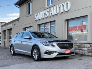 Used 2015 Hyundai Sonata 4dr Sdn 2.4L Auto for sale in Hamilton, ON