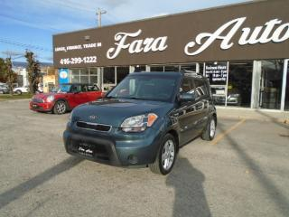 Used 2011 Kia Soul AUTOMATIC 2.0L & 2U for sale in Scarborough, ON