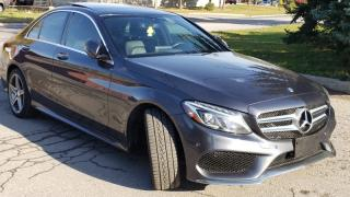 Used 2016 Mercedes-Benz C 300 for sale in Brampton, ON