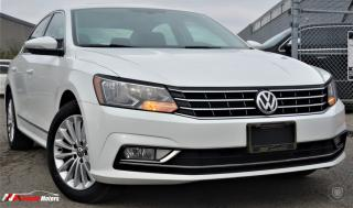 Used 2016 Volkswagen Passat Auto FULLY LOADED /NAVI/BACK CAMERA/HEATED SEATS for sale in Brampton, ON