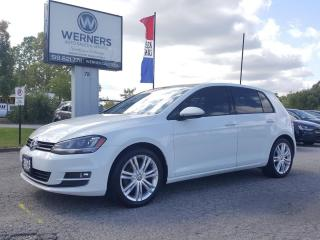 Used 2015 Volkswagen Golf Highline for sale in Cambridge, ON