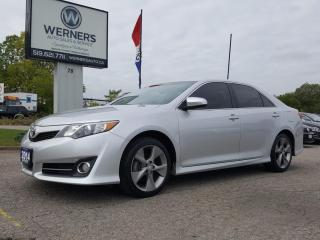 Used 2014 Toyota Camry SE for sale in Cambridge, ON