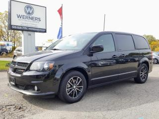 Used 2018 Dodge Grand Caravan GT for sale in Cambridge, ON