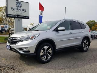 Used 2015 Honda CR-V Touring for sale in Cambridge, ON