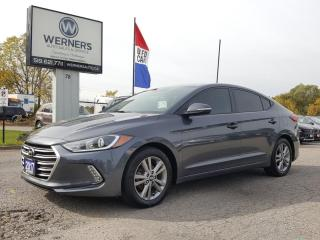 Used 2017 Hyundai Elantra for sale in Cambridge, ON