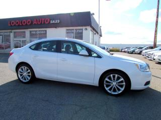 Used 2015 Buick Verano CAMERA BLUETOOTH ONE OWNER CERTIFIED for sale in Milton, ON