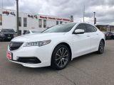 Photo of White 2016 Acura TLX