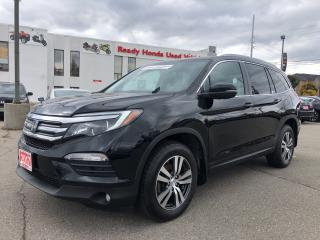 Used 2017 Honda Pilot EX-L RES - Leather - Sunroof - DVD for sale in Mississauga, ON
