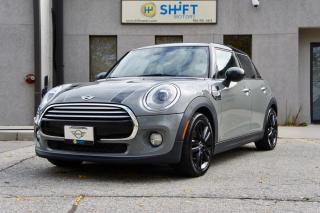 Used 2015 MINI Cooper 5 DOOR EXCITEMENT PACKAGE, HARMAN KARDON SOUND, ACCIDENT FREE for sale in Burlington, ON