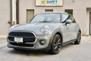 Used 2016 MINI Cooper 3 DOOR ESSENTIALS PACKAGE, PANO ROOF, ACCIDENT FREE for sale in Burlington, ON