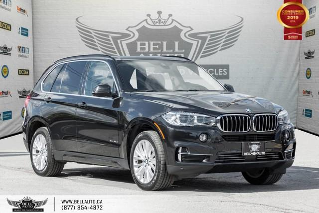 2015 BMW X5 xDrive35d, AWD, NO ACCIDENT, NAVI, BACK-UP CAM, SENSORS