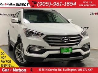 Used 2018 Hyundai Santa Fe Sport 2.0T SE| AWD| LEATHER| PANO ROOF| for sale in Burlington, ON