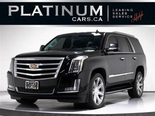 Used 2016 Cadillac Escalade Luxury Collection, 7 PASSENGER, SUNROOF, CAM, BT for sale in Toronto, ON