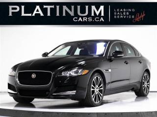 Used 2018 Jaguar XF 20d Prestige, AWD, NAVI, CAMERA, SUNROOF, for sale in Toronto, ON