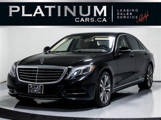 Used 2015 Mercedes-Benz S550 4MATIC, LONG WHEELBASE, NAVI, PANO, BURMESTER for sale in Toronto, ON