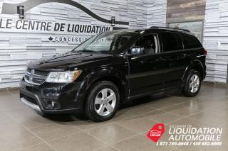 Used 2011 Dodge Journey SXT for sale in Laval, QC