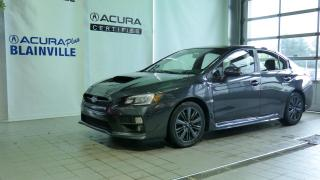 Used 2017 Subaru Impreza WRX Sport for sale in Blainville, QC