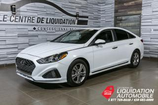 Used 2018 Hyundai Sonata SPORT for sale in Laval, QC