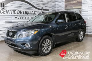 Used 2015 Nissan Pathfinder Sv+awd for sale in Laval, QC