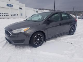 Used 2015 Ford Focus S, CAMERA, MAG, A/C,INSPECTÉ ET GARANTI, for sale in Vallée-Jonction, QC