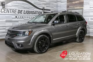 Used 2013 Dodge Journey SXT+TV/DVD for sale in Laval, QC