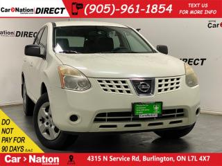 Used 2008 Nissan Rogue S| AWD| AS-TRADED| ONE PRICE INTEGRITY| for sale in Burlington, ON