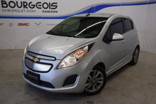 Used 2014 Chevrolet Spark *** CBT quick charge, 1SB faux cuir *** for sale in Rawdon, QC