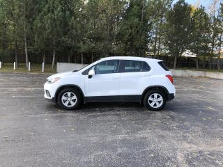 Used 2019 CHEV TRAX LS 2WD for sale in Cayuga, ON
