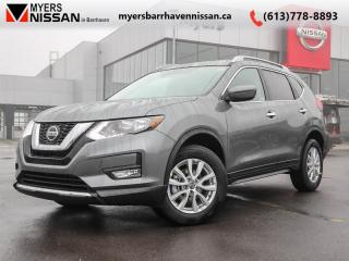 New 2020 Nissan Rogue AWD SV  - Heated Seats - $217 B/W for sale in Nepean, ON