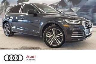 Used 2018 Audi Q5 2.0T Technik for sale in Whitby, ON