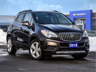 Used 2016 Buick Encore for sale in Markham, ON
