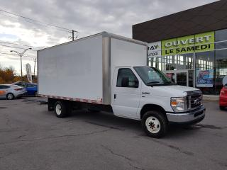 Used 2015 Ford Econoline E-350 Super Duty, 59074KM for sale in Chambly, QC