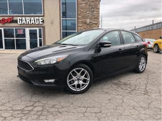 Used 2015 Ford Focus SE | Htd Leather | Stk |  SYNC | Alloys for sale in St Catharines, ON