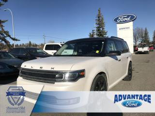 Used 2016 Ford Flex Limited One owner - Remote Start for sale in Calgary, AB