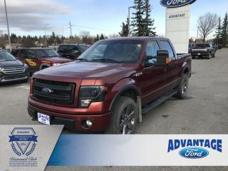 Used 2014 Ford F-150 FX4 Clean Carfax - Heated Seats for sale in Calgary, AB