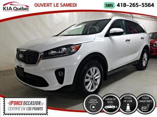 Used 2019 Kia Sorento EX* AWD* CARPLAY* 7 PLACES* CAMERA* for sale in Québec, QC