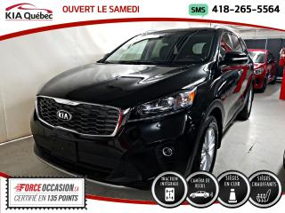 Used 2019 Kia Sorento EX* AWD* 7 PLACES* CUIR* CAMERA* for sale in Québec, QC