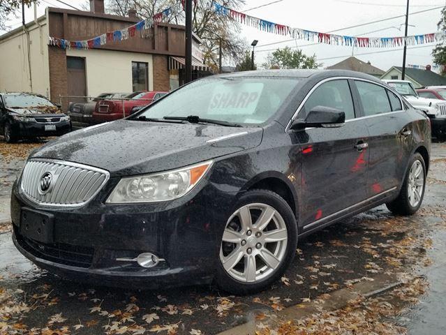 2012 Buick LaCrosse w/1SL Heated Leather Loaded w/ Luxury!