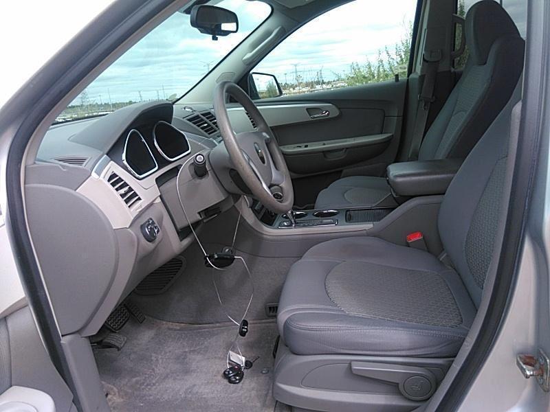 2009 Chevrolet Traverse