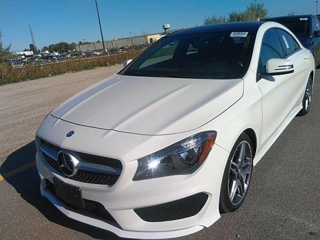 2016 Mercedes-Benz CLA-Class CLA 250 All Wheel Drive