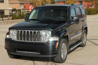 Used 2011 Jeep Liberty Limited Edition NAVI | Mint Condition | NO Accidents for sale in Waterloo, ON