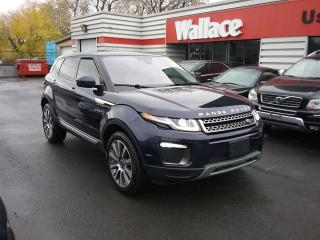 Used 2016 Land Rover Evoque HSE Pano Roof Nav 28,779kms!! for sale in Ottawa, ON