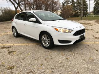 Used 2016 Ford Focus SE Alloy wheels! Blutooth! for sale in Winnipeg, MB