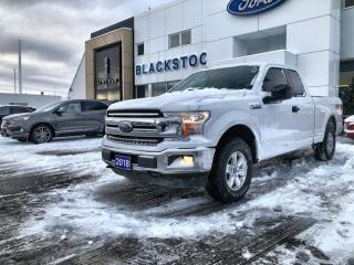 Used 2018 Ford F-150 XLT-4x4-One Owner-Accident Free-Great Price for sale in Orangeville, ON