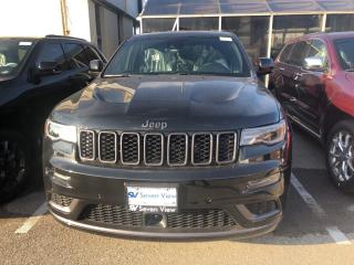 Used 2020 Jeep Grand Cherokee Limited X for sale in Concord, ON